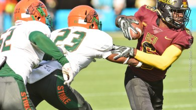 Photo of Classic Loss: Bethune-Cookman Defeats FAMU in Florida Classic