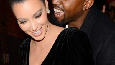 Photo of Kim Kardashian and Kanye West welcome daughter via surrogate