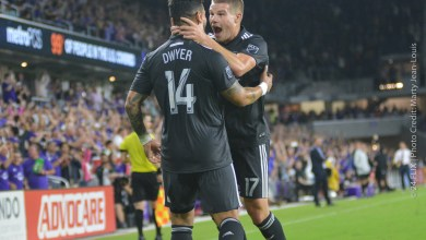 Photo of Dom Hits 100, Orlando City Holds on for 4th Straight Win