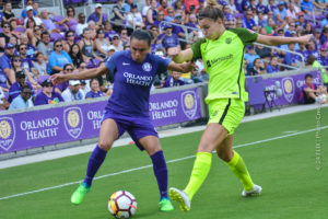 """Orlando Pride's Marta up for """"The Best FIFA Women's Player Award"""""""