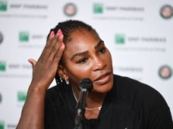 Serena Williams Wants To Know Why She's Drug-Tested More Than Other Athletes