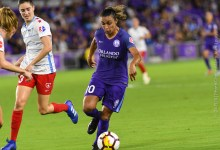 Photo of Orlando Pride Forward Marta Named Finalist for The Best FIFA Women's World Player of the Year