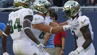 Photo of USF Bulls Escape Illinois With 25-19 Win