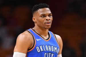 Russell Westbrook out After Surgery on Knee