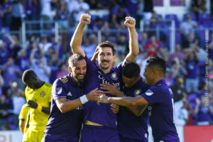Orlando City pulls out a win over Columbus in home finale