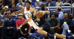 Raptors heartbreaking buzzer beater ends Magic winning streak.