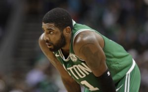 Kyrie Irving hates Thanksgiving