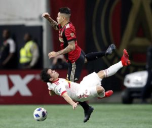 Atlanta Takes Full Control of MLS Eastern Conference Final After Routing Red Bulls