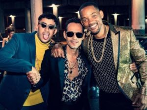 MARC ANTHONY, BAD BUNNY AND WILL SMITH TO OPEN THE 19TH ANNUAL LATIN GRAMMY AWARDS®