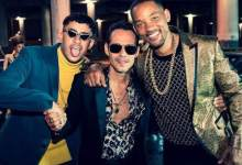 Photo of MARC ANTHONY, BAD BUNNY AND WILL SMITH TO OPEN THE 19TH ANNUAL LATIN GRAMMY AWARDS®