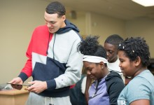 Photo of Gordon Provides STEM Learning Opportunities to Underserved Youth