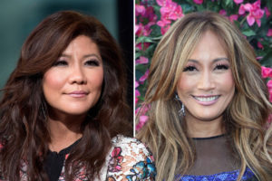 Carrie Ann Inaba to permanently replace Julie Chen on 'The Talk'