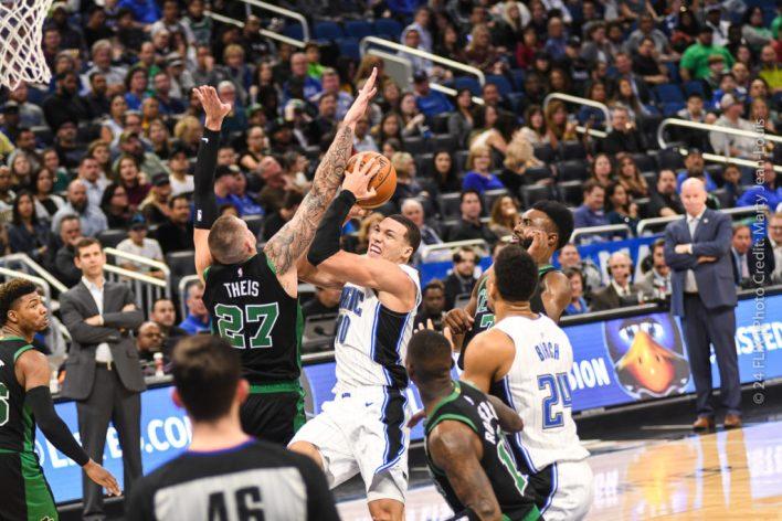 Orlando Magic Take Down Celtics 105-103