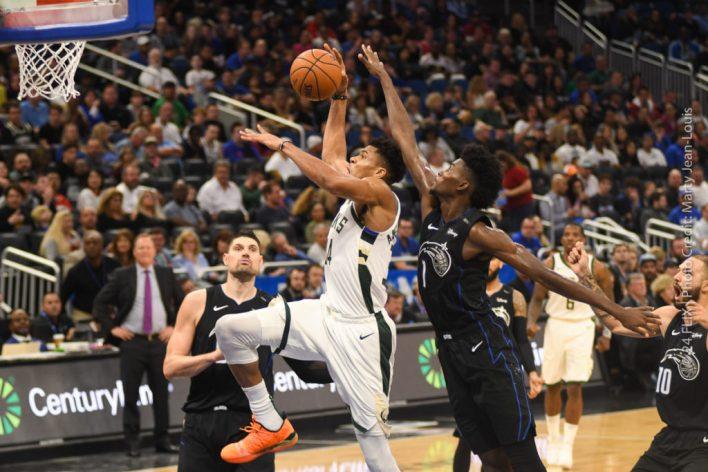 Orlando falls to climbing Bucks 118-108