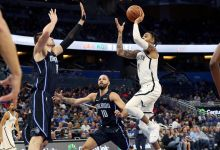 Photo of Magic lose to Nets 117-115 and lose Aaron Gordon