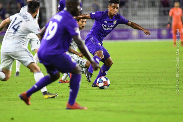 Orlando City dominates Revolution 6-2 to win tournament
