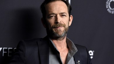 Photo of Luke Perry, 'Beverly Hills, 90210' and 'Riverdale' star, dead at 52