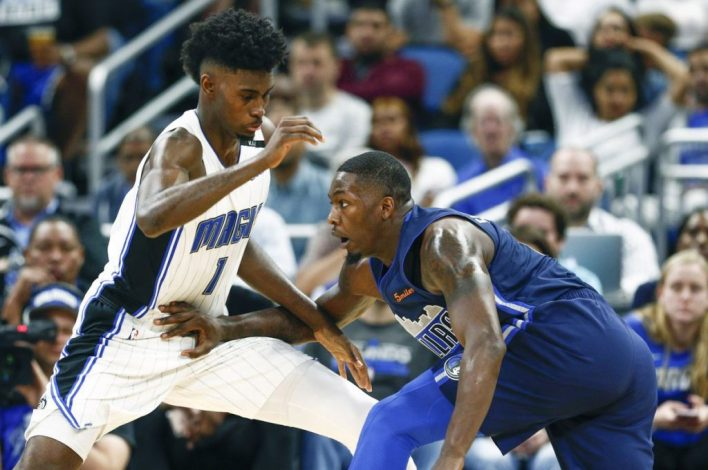 Orlando Magic barely hold on to beat Dallas, Stay in the playoff hunt.