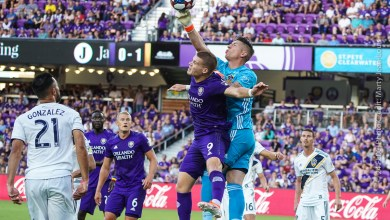 Photo of Orlando City falls to LA Galaxy 1-0