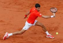 Photo of Dominic Thiem upsets top-seed Novak Djokovic to reach second consecutive French Open final