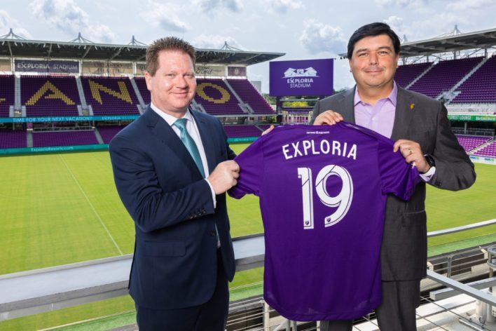 Orlando City announces new stadium name, Exploria Stadium