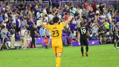 Photo of Orlando City beats Sporting KC 1-0 in a narrow win.
