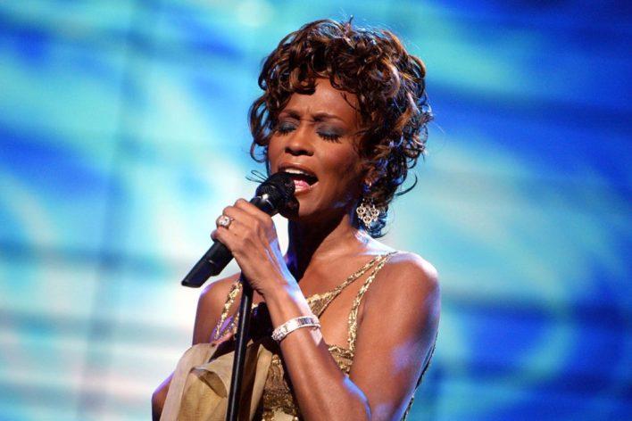 Whitney Houston's hologram is going on tour