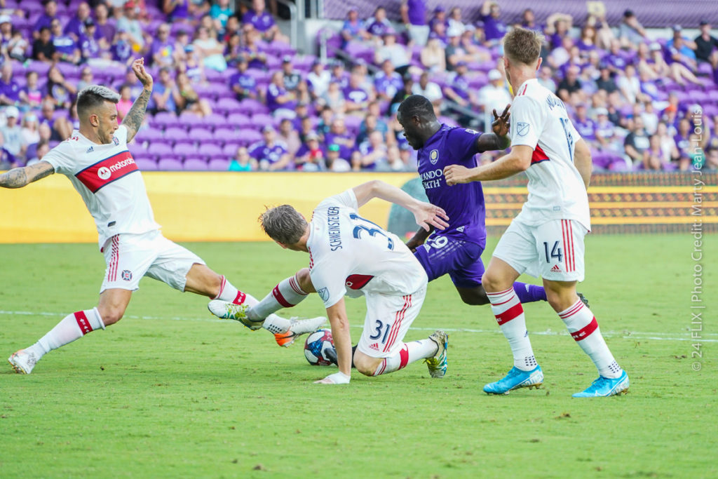 Orlando City Fires Head Coach James O'Connor after 5-2 loss to Chicago