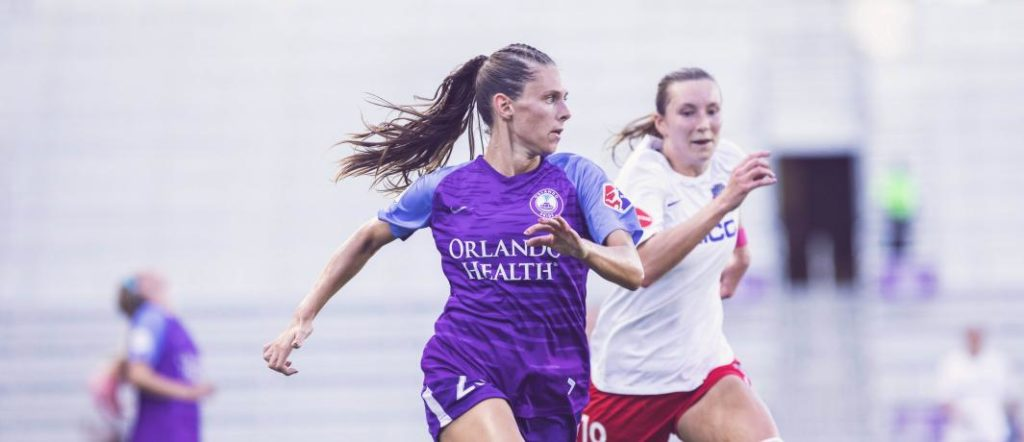 Orlando Pride Dominated by Washington Spirit