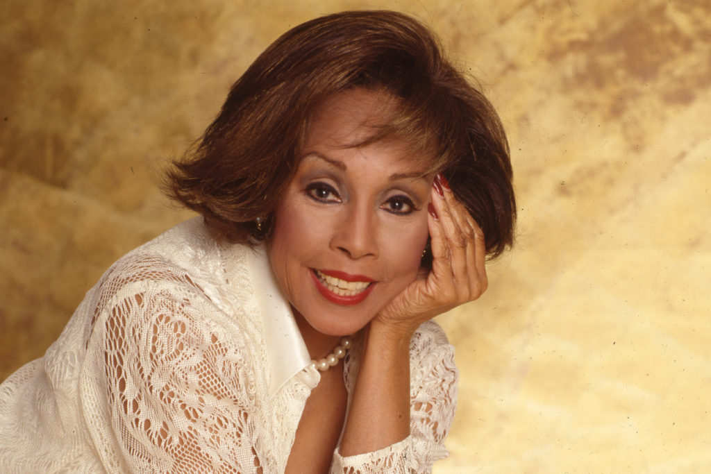 Pioneering actress Diahann Carroll dead at 84