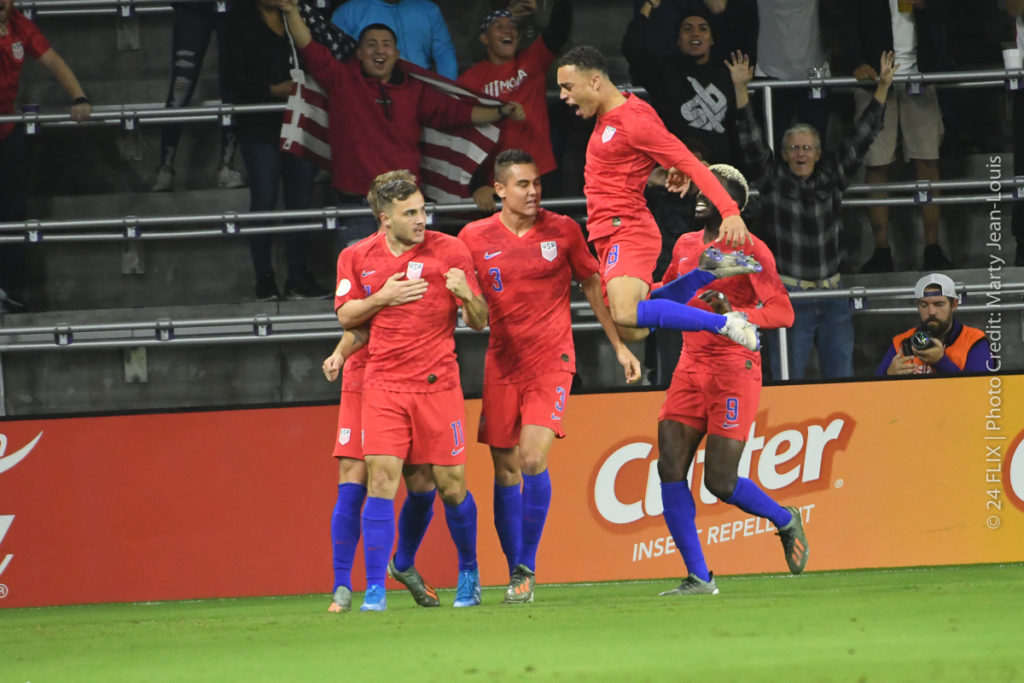 USA gets some payback with 4-1 win over Canada