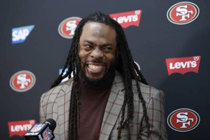 NFL Superstar and Super Bowl Champ Richard Sherman Pays Off School's Cafeteria Debt