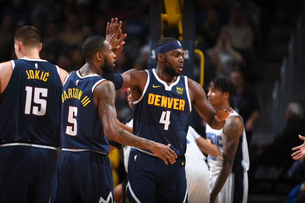 The Nuggets Complete the Comeback Against Orlando, 113-104