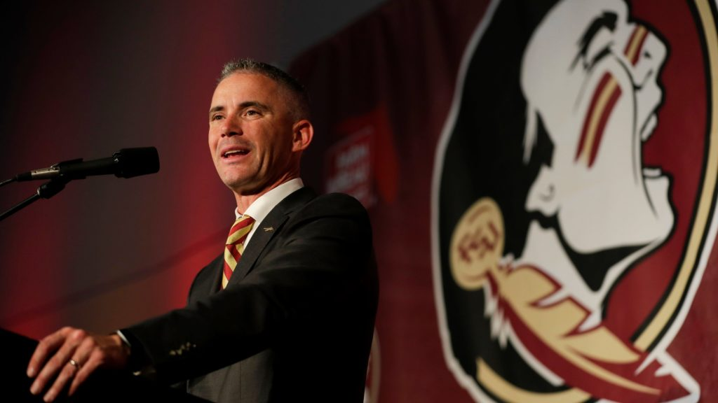 Mike Norville Introduced as Florida State Head Coach (Video)