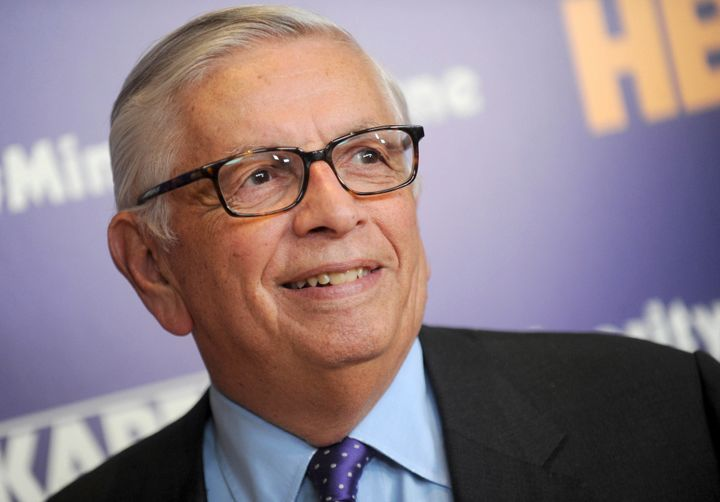 Former NBA Commissioner David Stern Dead At 77