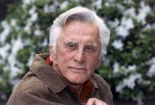 Photo of Kirk Douglas, Hollywood icon best known for role in 'Spartacus,' dead at 103