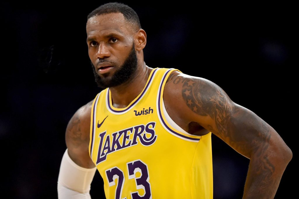 LeBron James on NBA staging games without fans due to coronavirus fears: I ain't playing