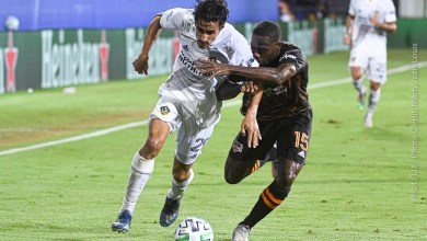 Photo of LA Galaxy Eliminate Houston Dynamo from MLS is Back With 1-1 Draw