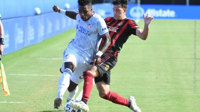 Photo of Trouble for Atlanta After Fall to FC Cincinnati 1-0 in MLS is Back Tourney
