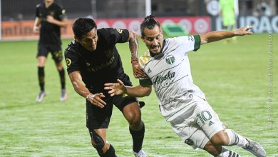 Photo of Portland Lands First Place in Group F With 2-2 Draw Against LAFC