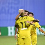 Columbus Dominates Cincy 4-0 in MLS is Back Match