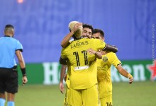 Photo of Columbus Dominates Cincy 4-0 in MLS is Back Match