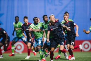 Chicago Fire Defeat the Seattle Sounders 2-1 in MSL is Back Tourney