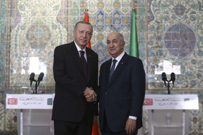 Crimes coloniaux: l'Algérie surprise par les déclarations de Erdogan