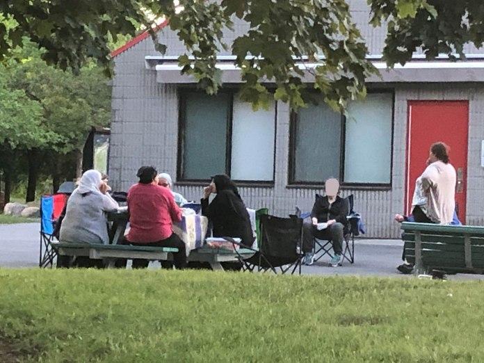Trajectoires des Algériens de Montréal :