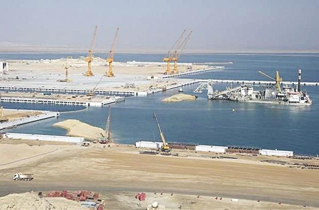 Port d'El Hamdania : la banque chinoise Eximbank participera au financement du projet