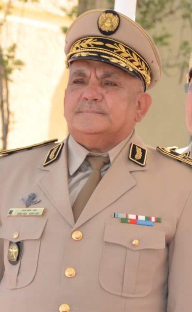 Décès du Général-major Hassen Alaimia, commandant de la 4e RM à Ouargla