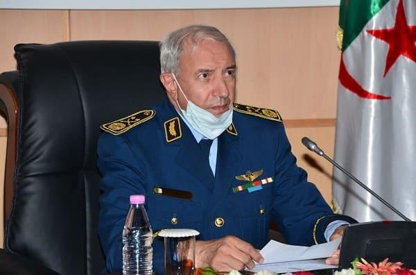 Le Général-Major Mahmoud Laraba nouveau Commandant des Forces aériennes