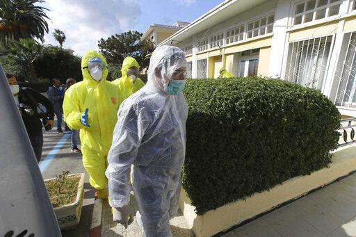 Bilan officiel de coronavirus: 860 nouveaux cas en 24h