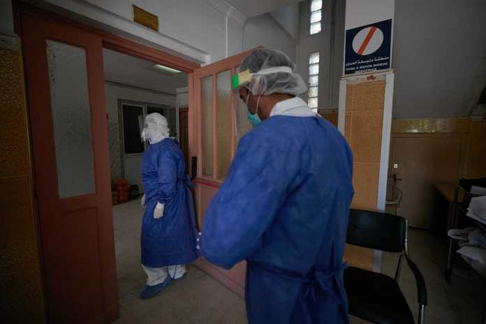 Coronavirus: le bilan passe sous la barre des 150 cas confirmés en Algérie